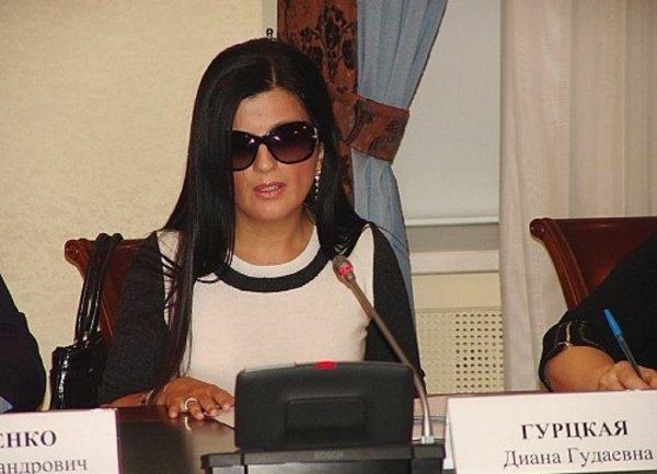Диана Гурцкая прокомментировала намерение Самойловой уехать из России