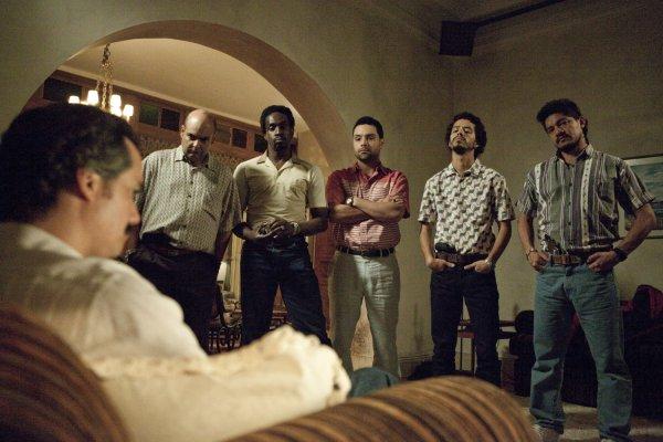 В Сети появился трейлер сериала «Нарко: Мексика» от Netflix