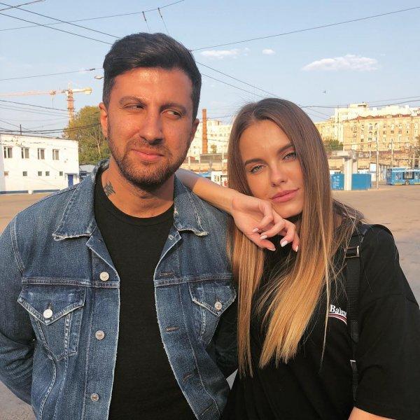 Экс-невеста Егора Крида переключилась на ведущего канала «Дневник хача»
