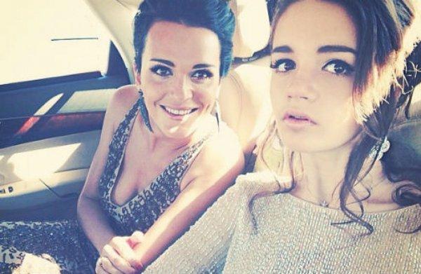 Дочь певицы Славы зарабатывает на маме