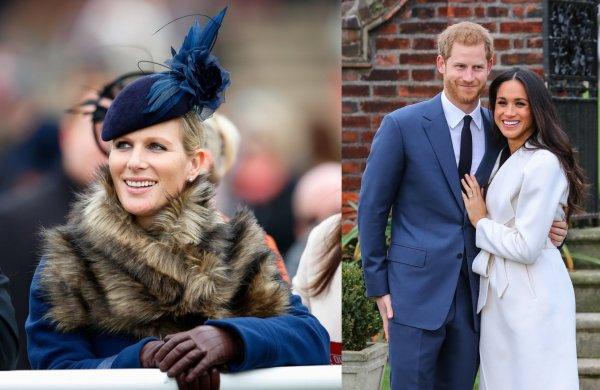 Свадьба Меган Маркл и принца Гарри доставила неудобства кузине принца