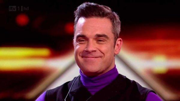 Робби Уильямс из-за трансгендера чуть не убил рейтинги «The X Factor»