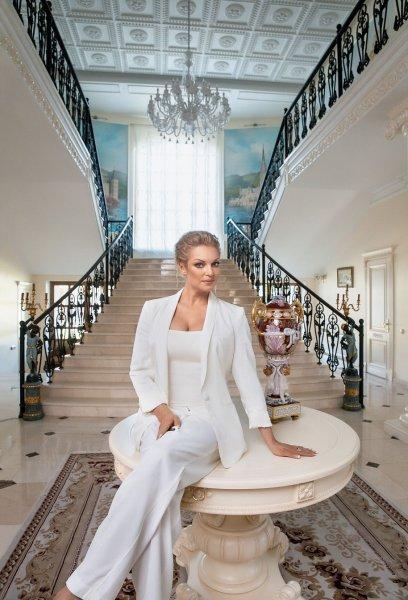 Анастасия Волочкова намекнула о новом замужестве