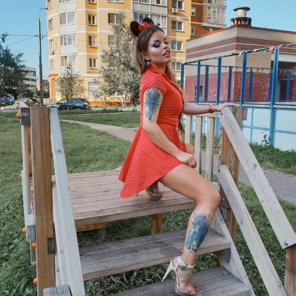 Олеся Малибу неожиданно решила помогать обездоленным