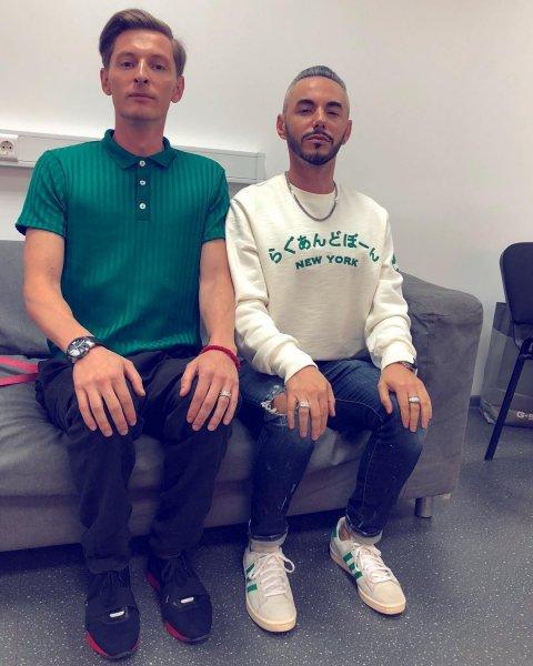 Тимур Родригез опубликовал в Сети странное фото с Павлом Волей