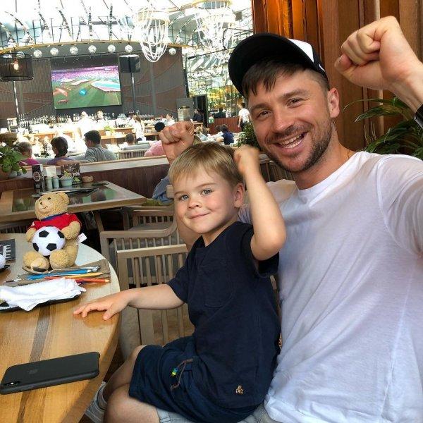 Сын Сергея Лазарева «отжёг» на дне рождения детей Галкина и Пугачёвой