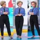 57-летняя Елена Малышева очаровала поклонников новым стилем
