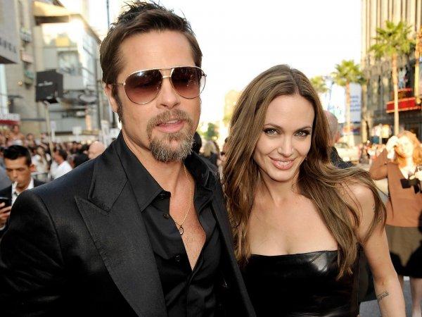 Снова любовники?: Анджелина Джоли и Брэд Питт были замечены на тайной встрече – СМИ