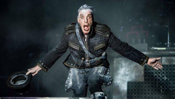 Солист Rammstein выступит в России