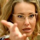 Беременная Собчак устроила скандал Виторгану из-за стихотворения