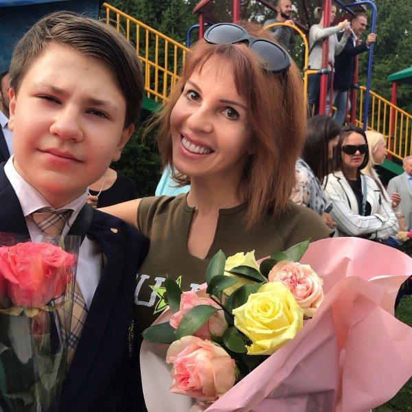 Экс-супруг Штурм намерен лишить ее сына из-за распущенного поведения