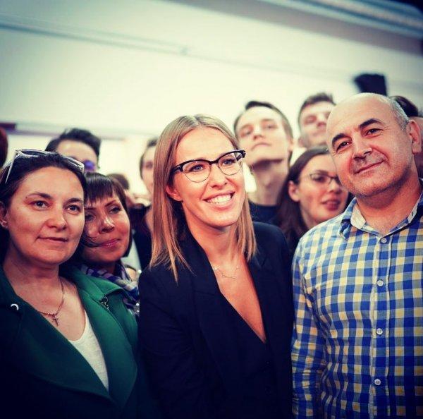 Ксения Собчак назвала три причины, из-за которых стоит пойти на выборы