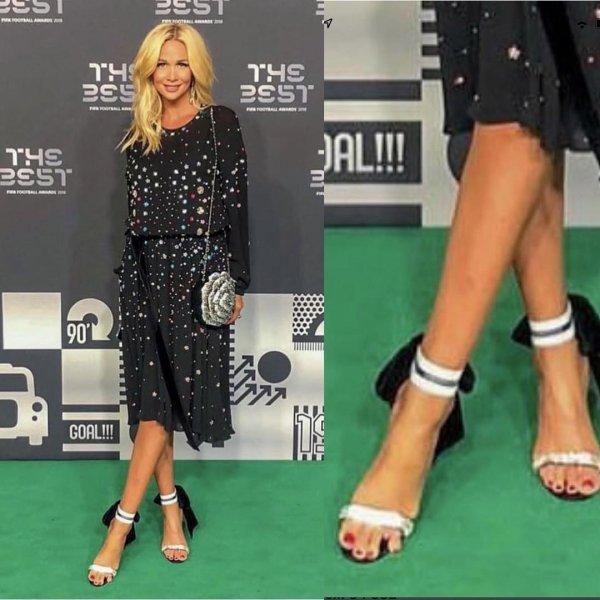 У «Мисс Россия 2003» заметили отсутствие одного пальца на ноге