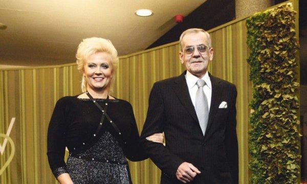 Анне Вески рассказала об истории своего первого замужества