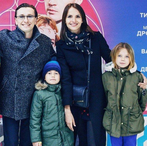 Стала известна правда о внебрачных детях Сергея Безрукова