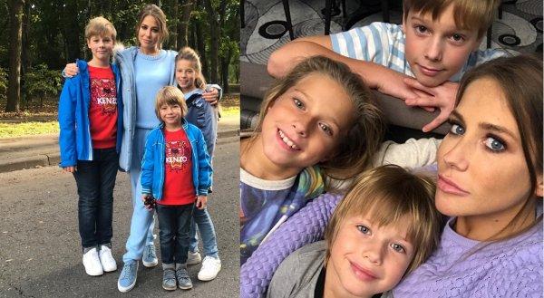 «Не пара Галкину»: Барановскую назвали ужасной матерью в Сети