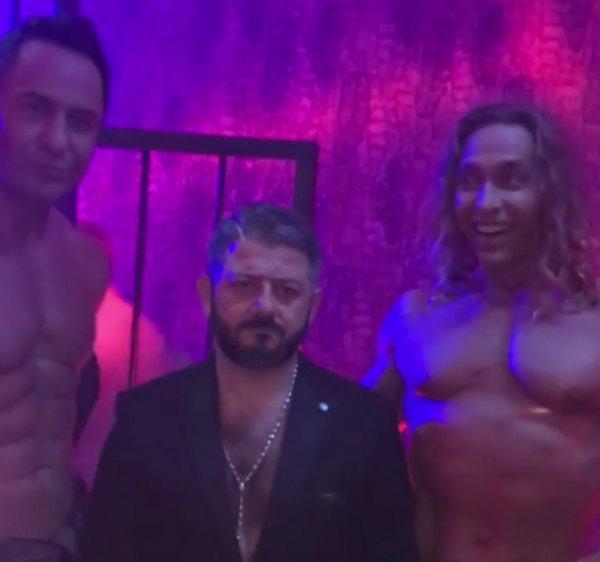 «Страшно за Мишу»: Тарзан и Костюшкин в новом клипе совращают Галустяна