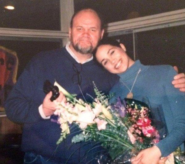 Отец Меган Маркл признался, что употреблял наркотики