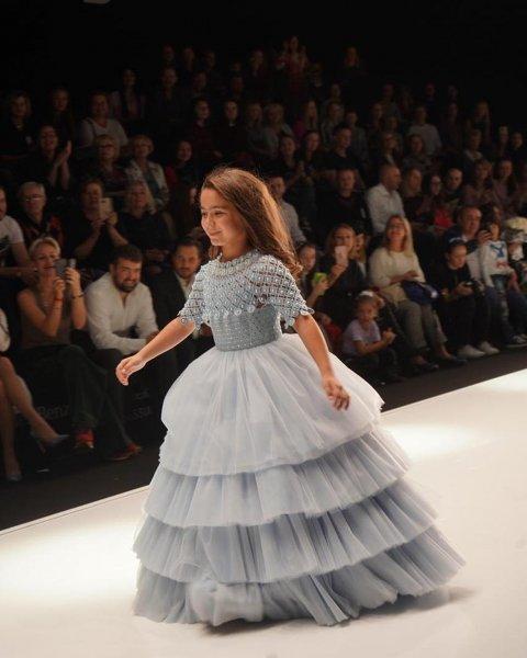 Дочь Ани Лорак дебютировала в качестве модели