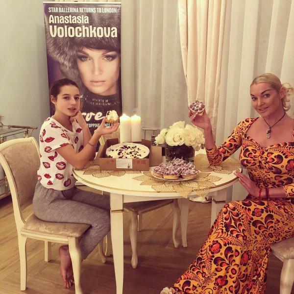 Дочь Волочковой начала сомнительный Instagram-бизнес