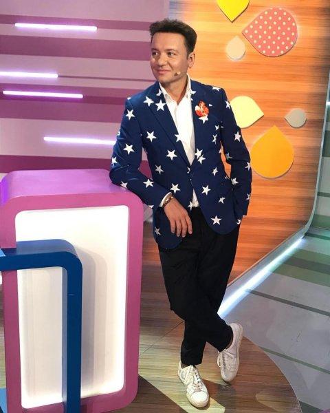 «Самый скромный человек из шоу-бизнеса» Александр Олешко раскроет свои секреты Кудрявцевой