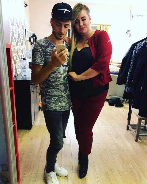 Участница «Дома-2» Саша Черно ждет ребенка