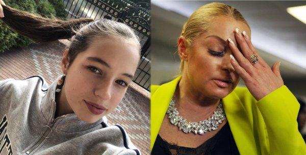 Тупость по наследству: Дочь Волочковой снова опозорилась в соцсетях