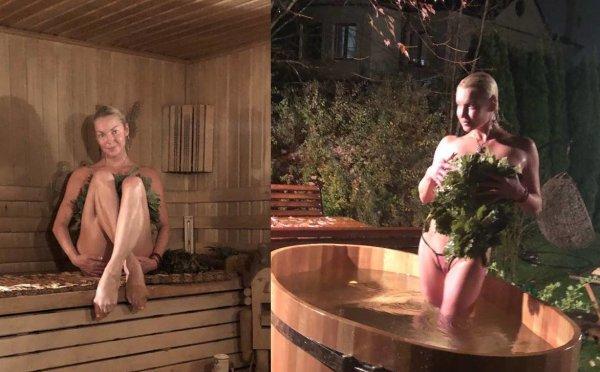 Волочкова заглаживает вину после показанной вагины в Instagram