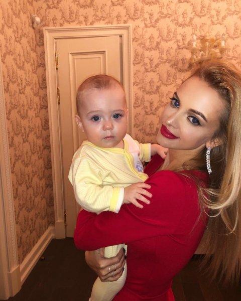 Сын Александра Кержакова не узнал маму при встрече