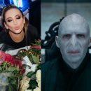 Русский Волдеморт: Бузова из-за фотошопа осталась без ноздрей