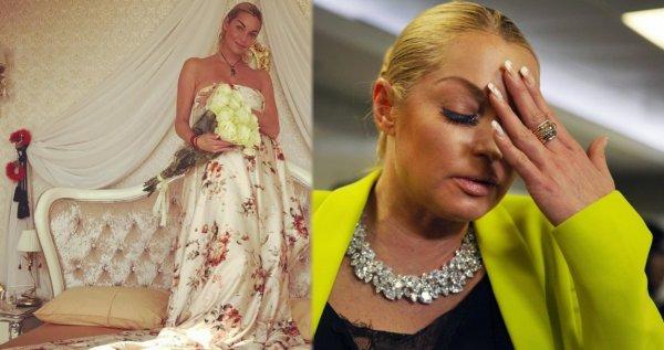Грязное бельё: Волочкова раскрывает фанатам детали сексуальных утех с любовником