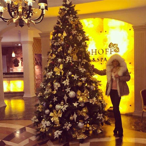 «Без раздвинутых ног не то»: Фанаты раскритиковали фото Волочковой с елкой