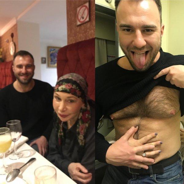 Еще одна Пугачева: Садальский намекнул на роман 71-летней Васильевой с молодым коллегой
