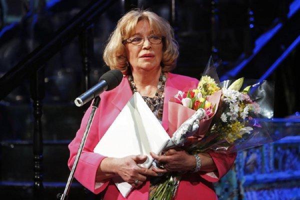 Ольга Остроумова сильно травмировалась на репетиции спектакля