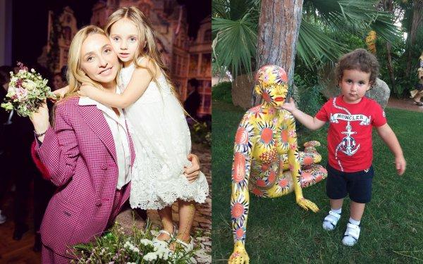 Выгодная партия: Сын Жасмин заигрывает с дочерью Навки как «маленький ловелас»