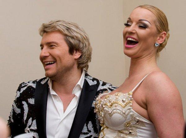 Извинения приняты: Басков делает Волочковой карьеру певицы из-за неудачного романа – соцсети
