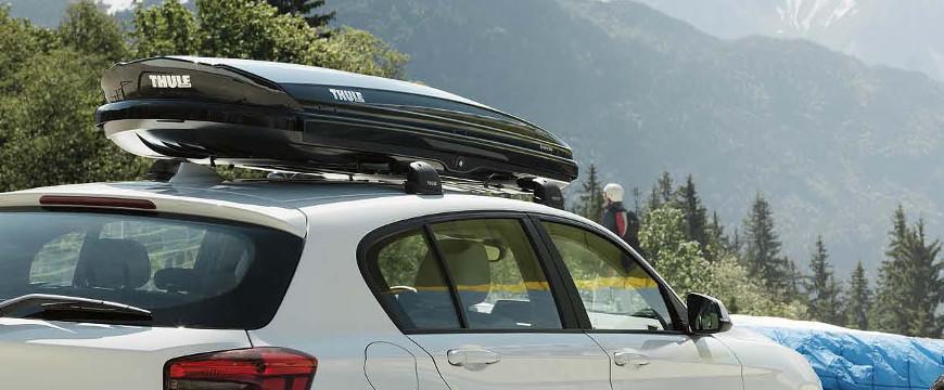 Подбор багажника по марке автомобиля