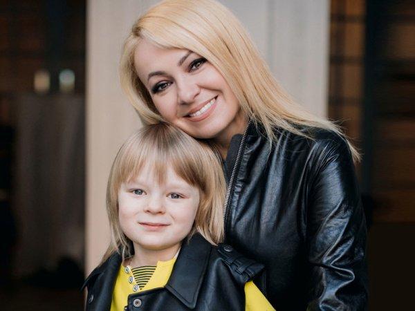 «Яжемать» Рудковская распоряжается жизнью собственного сына и дочери Киркорова