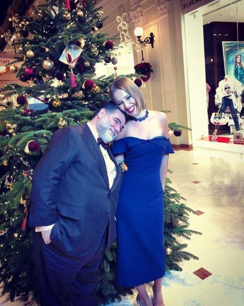 В Новый год с новой семьёй: Собчак нашла очередную замену Виторгану