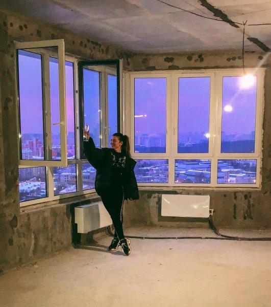 «Как простая смертная»:  Анна Седокова купила квартиру в ипотеку