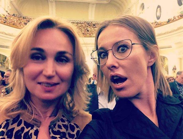 «Семейная идиллия»: Виторган и Собчак опровергли слухи о расставании