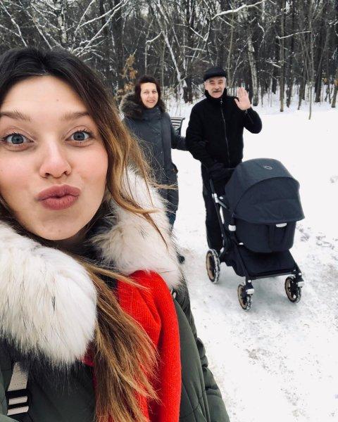Тодоренко в Новый год встретила 2 самых любимых праздника