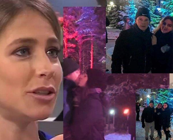 «Копия Барановской»: В сеть слили фото поцелуя Аршавина с любовницей - простушкой