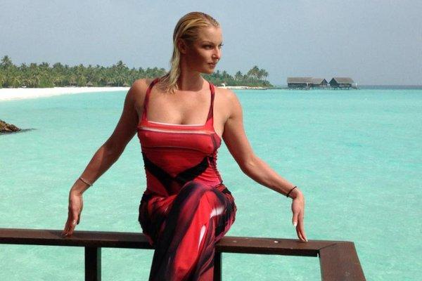 Хахаль на Мальдивах: Сексуально ненасытная Волочкова «повелась» на аборигена