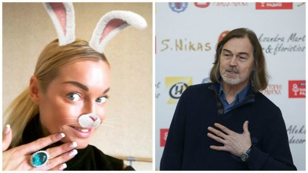 Никас Сафронов сравнил Волочкову с «Сальвадором Дали в танце»