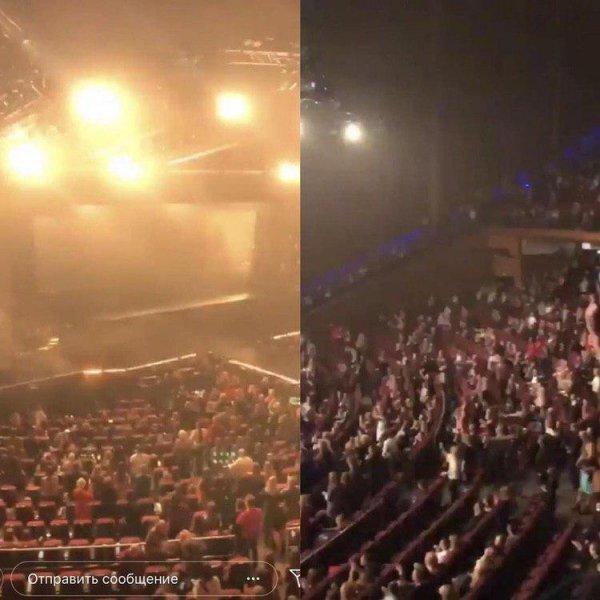 Вскрылась правда о полупустых залах на концерте Лободы в Крокусе