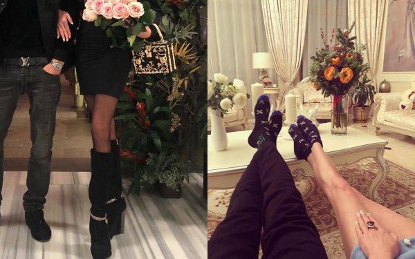 Не Заинька, а белочка: Волочкова использовала влюблённого в неё Борисовского ради выгоды - соцсети