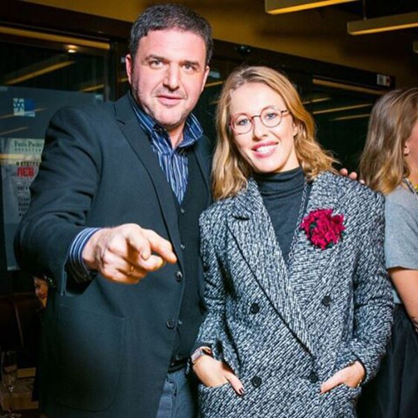 Отлуп конокрадам: Собчак раскаялась в годовщину свадьбы с Виторганом