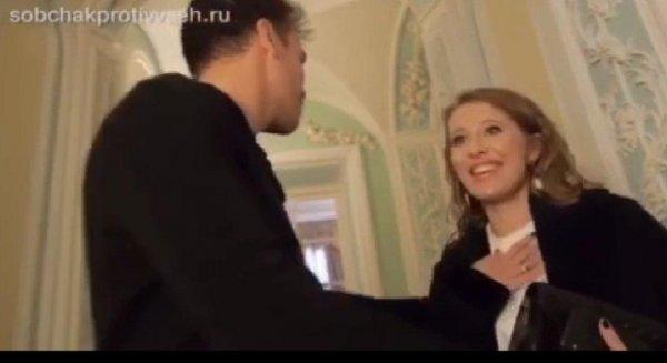 «Богомолов проиграл - Виторган послал»: Собчак в разгаре развода перекинулась на нового мужчину - сеть