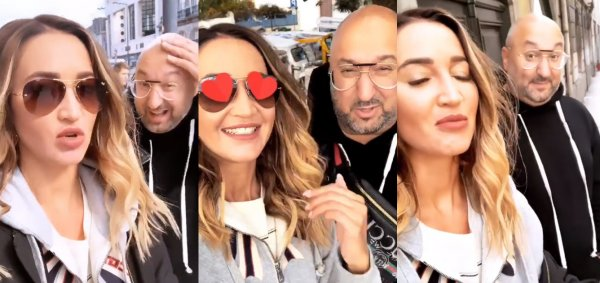 Португалия для любви: Бузова уехала за границу ради тайных свиданий с директором